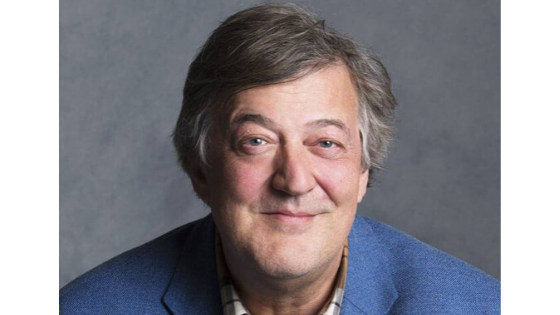 Stephen Fry - - naked marketing blog
