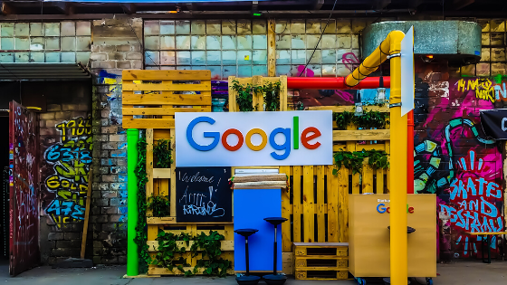 Google event stand - how to use rankbrain to your advantage
